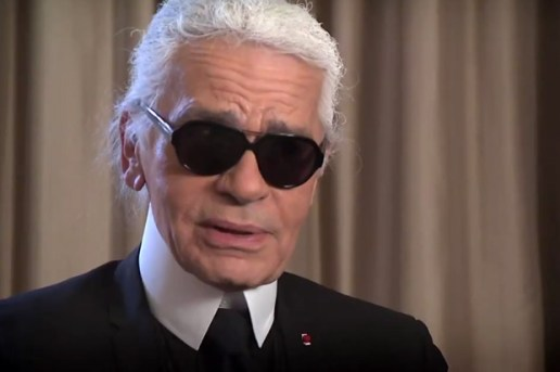 The Luxury Channel: Karl Lagerfeld Interview