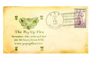 The Pop Up Flea 2010