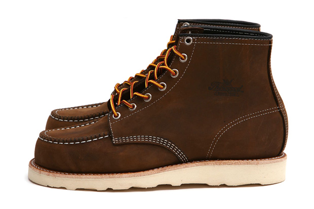 Thorogood Mocc Toe Boot
