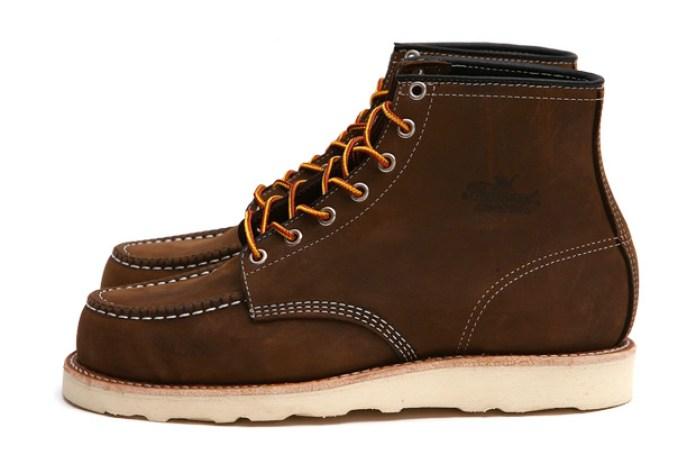 Thorogood Mocc Toe Boot