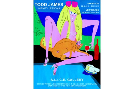 "Todd James ""Infinity Lessons"" Exhibition"