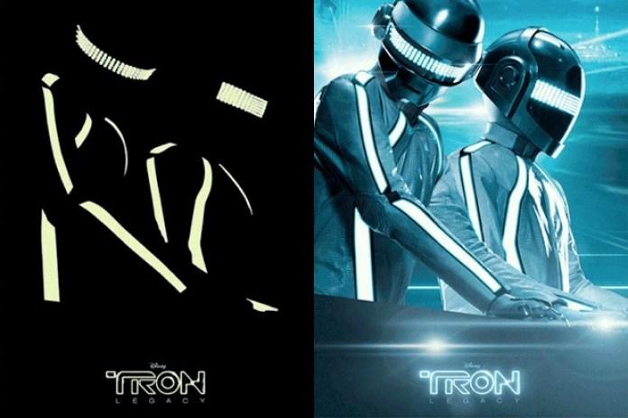 Daft Punk x TRON: LEGACY Poster