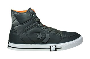 Undefeated for Converse Poorman Weapon Dark Grey