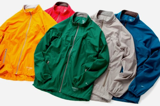 "UNDERCOVER x Nike Sportswear ""GYAKUSOU"" UC SL Jacket"