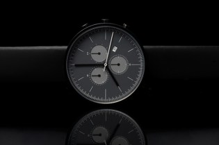 Uniform Wares 300 Series Chronograph Watch