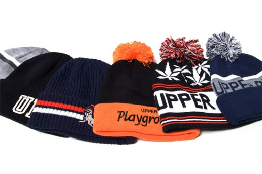 Upper Playground 2010 Holiday Beanies
