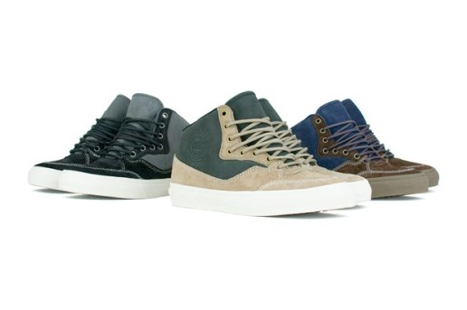 Vans Vault Buffalo Boot All-Weather LX