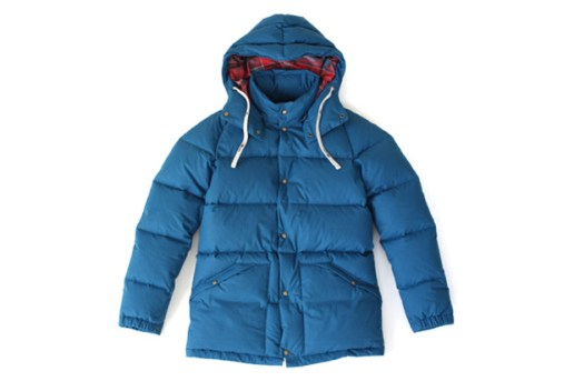 visvim Adventura Down Jacket