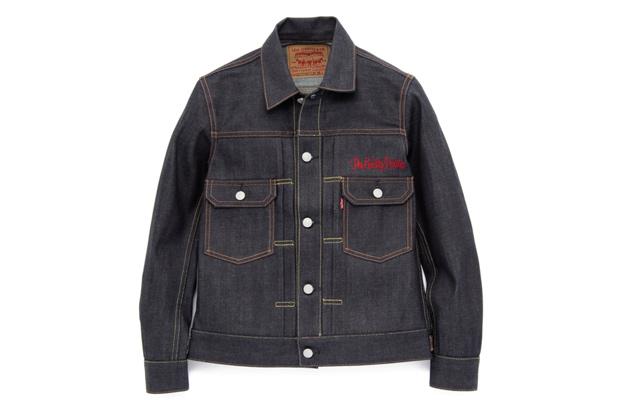 WACKO MARIA x Levi's Trucker Jackets