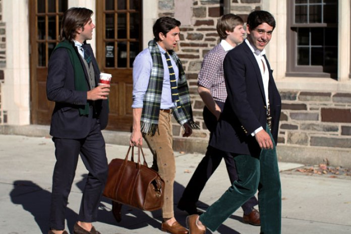 The Wandering Eye: Ivy League Edition