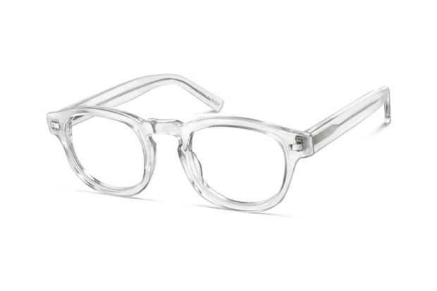 Warby Parker for Steven Alan Frames