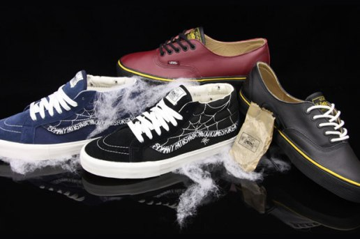 Vans Syndicate x WTAPS 2010 Fall/Winter Footwear