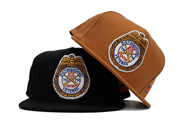 "10.Deep ""Distinguished Veteran"" Cap"