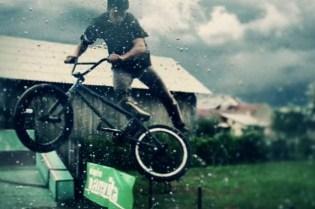 2000 Frames Per Second BMX Video