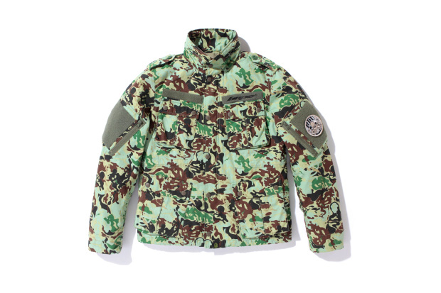 A Bathing Ape 2011 Spring Collection