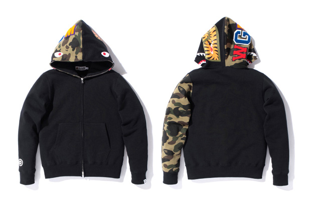 A Bathing Ape NEW SHARK Collection