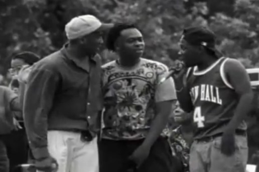 A Tribe Called Quest Documentary (Trailer)
