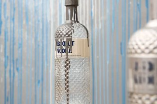 "Krink x EXIT Magazine x Absolut Vodka ""A Work in Progress"" Part I"