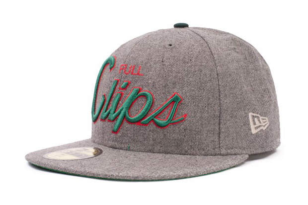 "Acapulco Gold New Era 59FIFTY ""Triple Clips"" Fitted Cap"