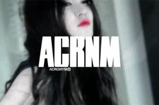 "ACRONYM ""SLIGHT RETURN"" Video"