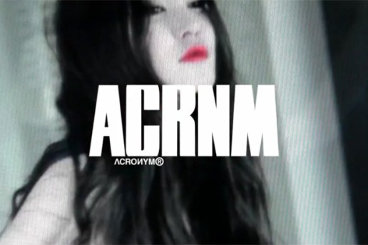"ACRONYM ""SLIGHT RETURN"" Video"