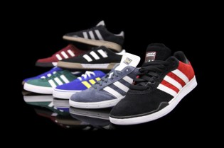 adidas Skateboarding Spring 2011 Collection