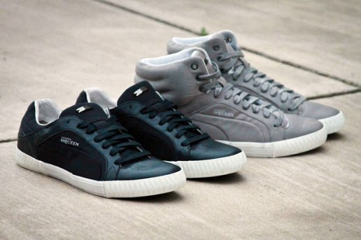 PUMA by Alexander McQueen 2011 Spring Preview