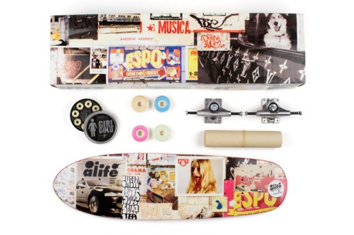 ALIFE CRAILTAP COMPLETE by Girl Skateboards