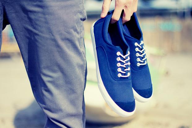 Amsterdam Shoe Co. 2011 Spring/Summer Deck Oxford