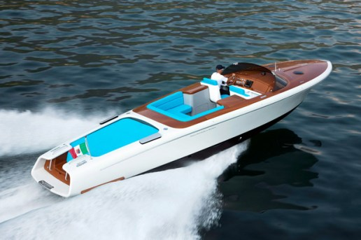 Aquariva by Marc Newson: Sea Trials