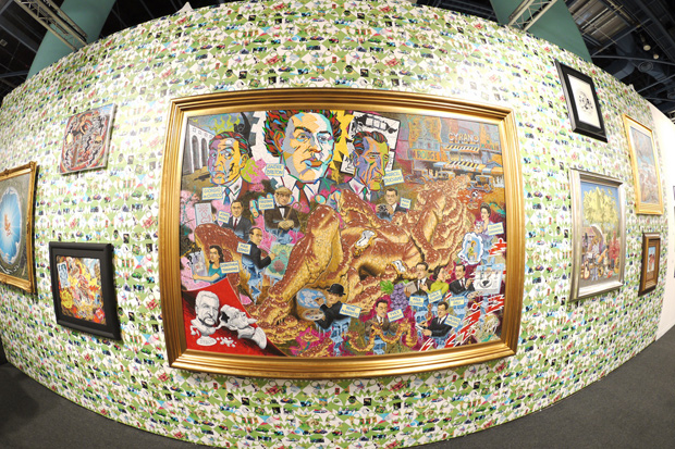 Art Basel Miami 2010: Robert Williams at Tony Shafrazi