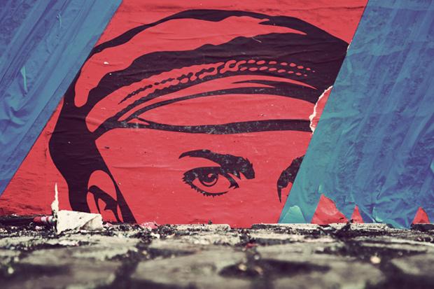 Art Basel Miami 2010: Shepard Fairey Walls