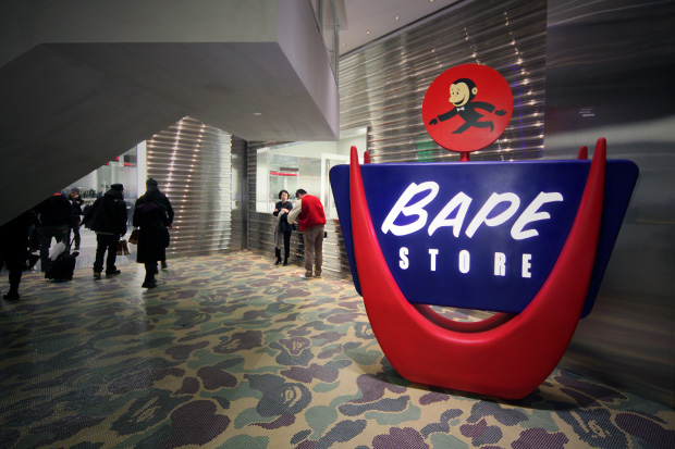 BAPE STORE Beijing Opening Recap