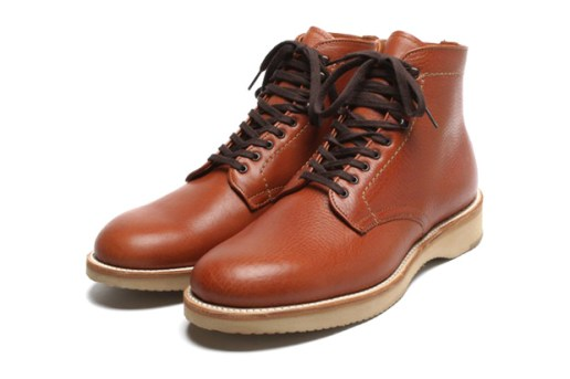 BEAMS PLUS x Alden 379X Boots