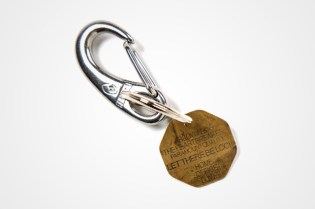 BEDWIN Sailors Hook Keychain