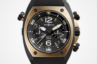 "Bell & Ross ""Pink Gold"" Collection"