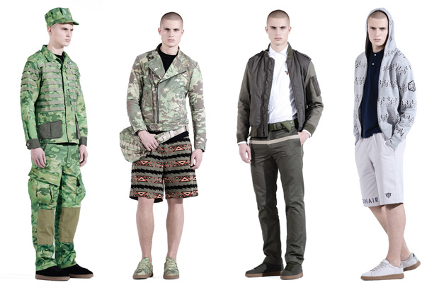 Billionaire Boys Club 2011 Spring/Summer Lookbook