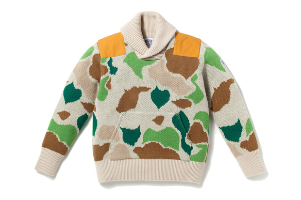 Billionaire Boys Club Shawl Sweaters
