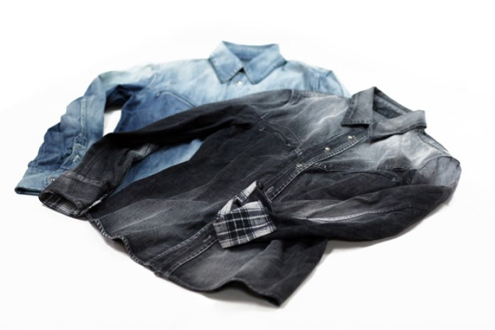 Blacklash Denim Shirt