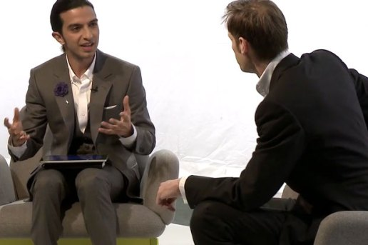 BoF Fashion Pioneers: Nick Knight with Imran Amed