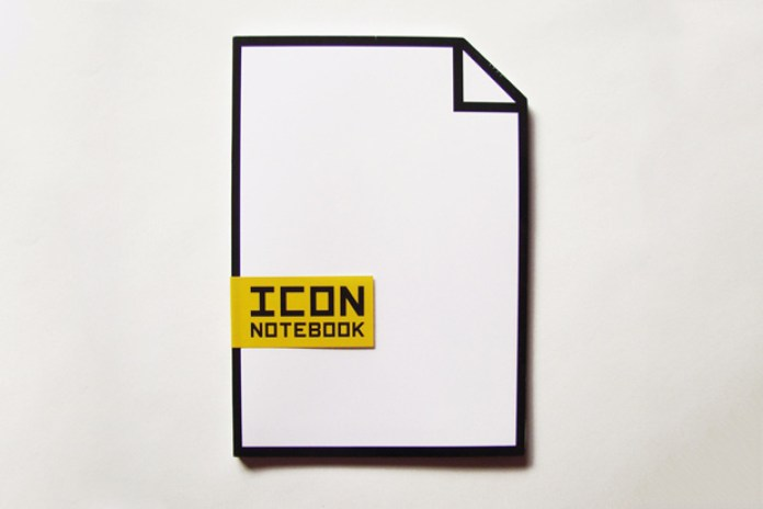 Brigada Creativa Icon Notebook