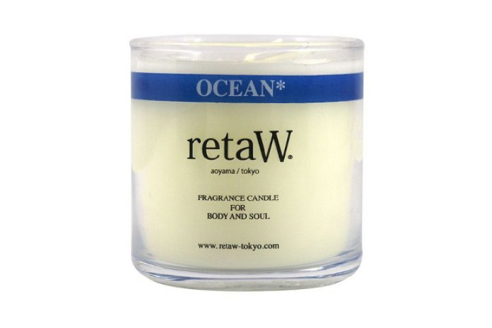 Challenger x retaW FRAGRANCE CANDLE OCEAN*