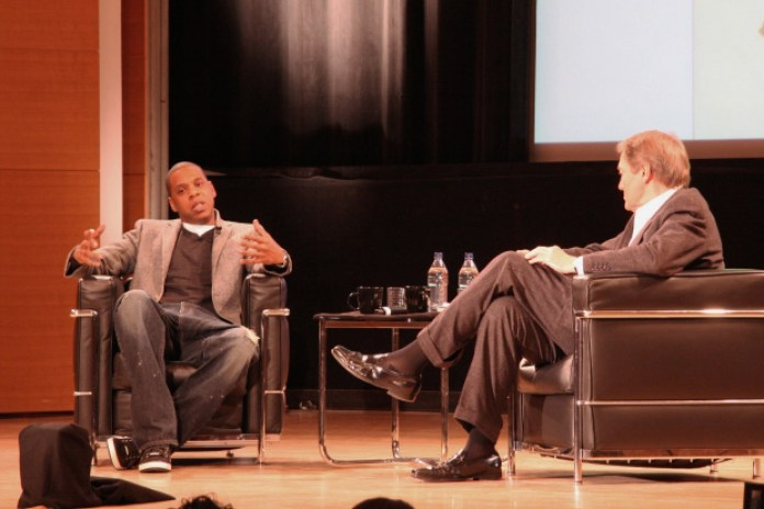 Charlie Rose: Jay-Z Interview Fan Q&A