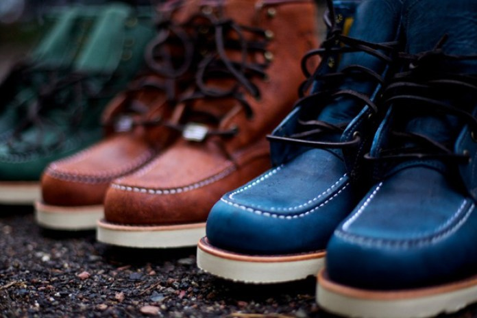 Chippewa Crazy Horse Collection by Ronnie Fieg