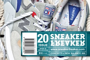 Concepts x New Balance 999 Preview