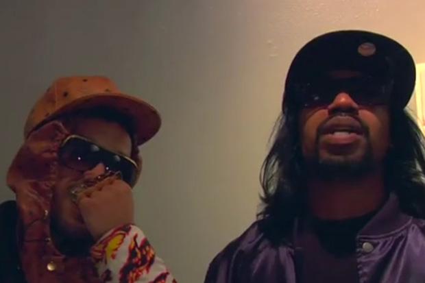 Dam-Funk x Taz Arnold @ HVW8 Gallery