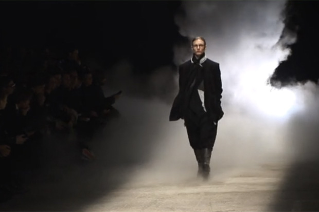 Damir Doma 2010 Fall/Winter Interview