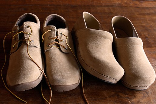 Dansko for nonnative Footwear
