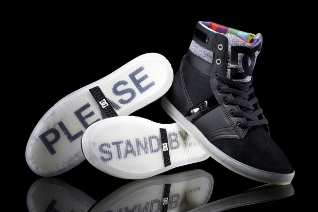 "DC LIFE ""Please Stand By"" Collection"