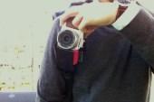 """Diagnl x TOKYO CULTUART by BEAMS x PHaT PHOTO """"Cowboy Holster"""" Camera Holster"""